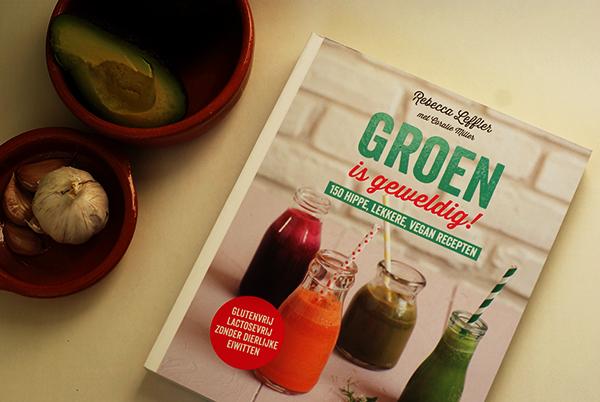 Groen is Geweldig! Rebecca Leffer recensie van vegan kookboek