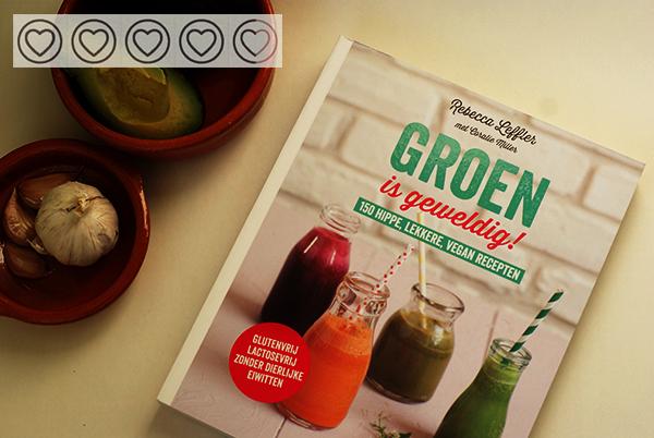 Groen is Geweldig! van Rebecca Leffler