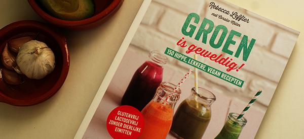 Groen is geweldig – Rebecca Leffler met Coralie Miller