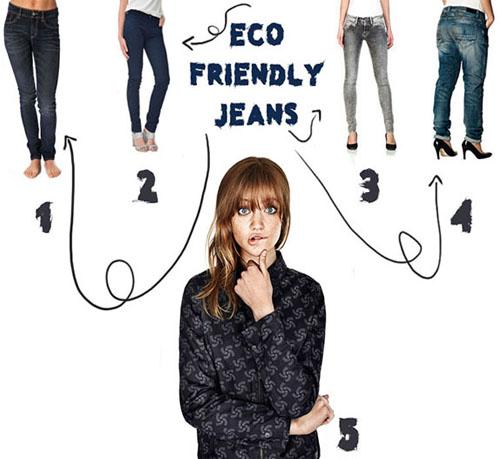 Eerlijke kleding:  de beste eco jeans merken