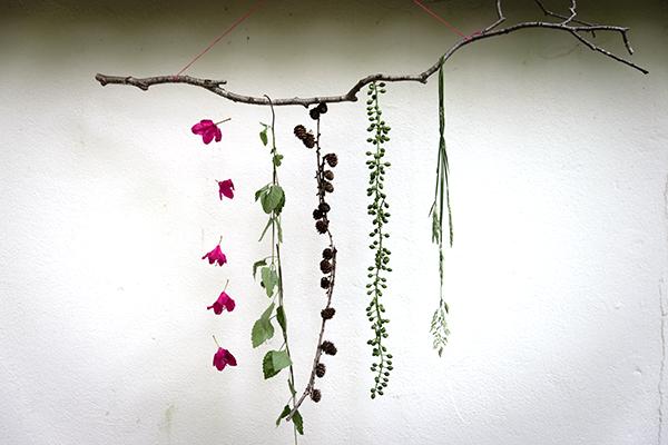 diy natuurlijke raamdecoratie i �� eco