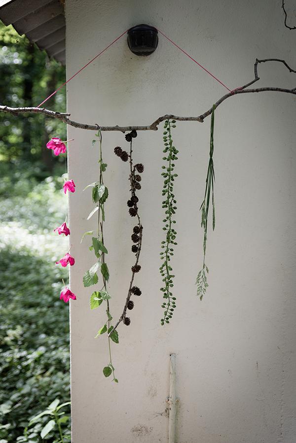 Diy natuurlijke raamdecoratie i eco for Hangdecoratie raam
