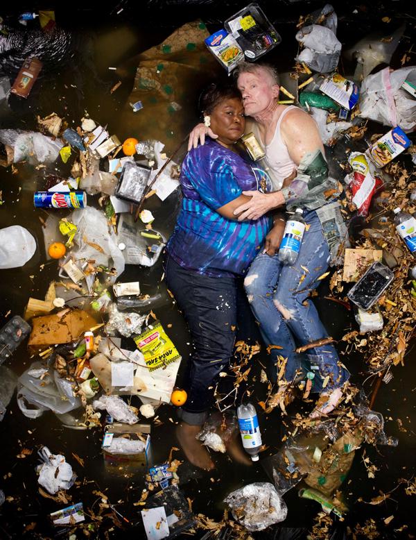 I love eco blog, 7 days of garbage, afval,