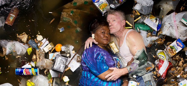 7 Days of Garbage van Gregg Segal op Steller