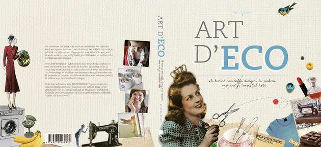 Win 1 van de 2 boeken van Art d'Eco!