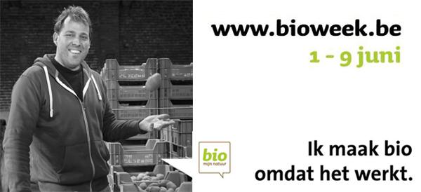 Bioweek, Bio mijn natuur, biologisch eten, i love eco blog,