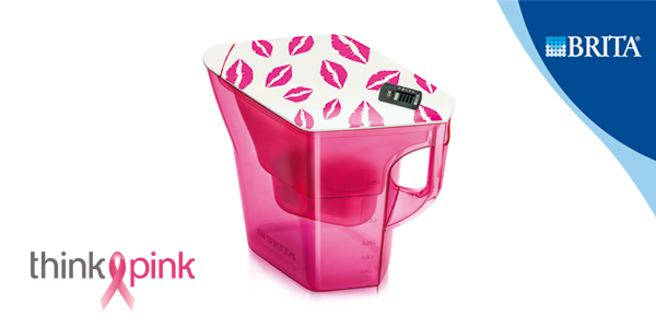 I love eco blog, Brita, Think Pink, borstkanker