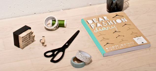 """Win 1 van de 3 boeken """"Dear Fashion Diary"""""""