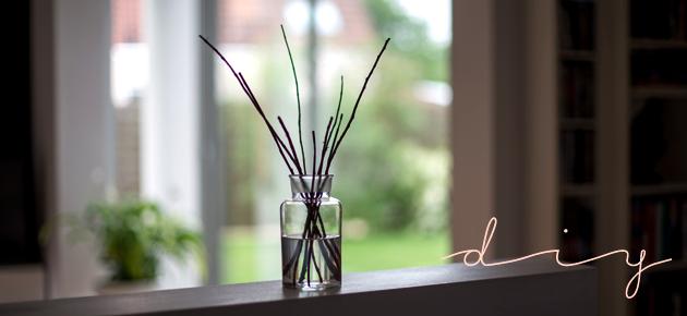I ♥ Eco & Druantia: een fris en fleurig huisparfum met Litsea