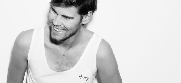 Harry wil je gelukkig maken