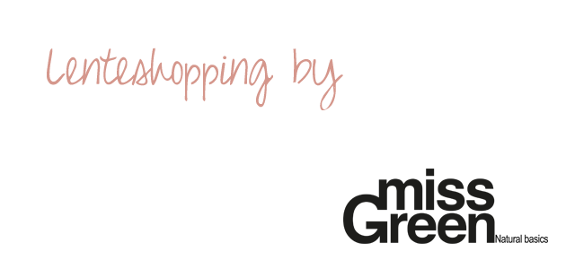 Lenteshopping by…Miss Green