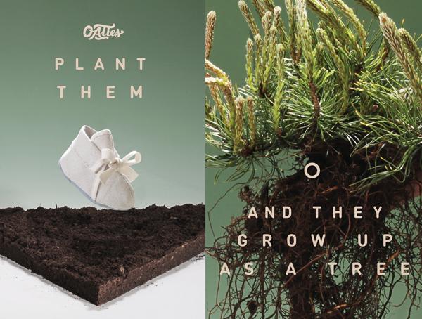 I love eco blog, oaties, plantbare shoenen, babyschoenen, natuurlijk, boom
