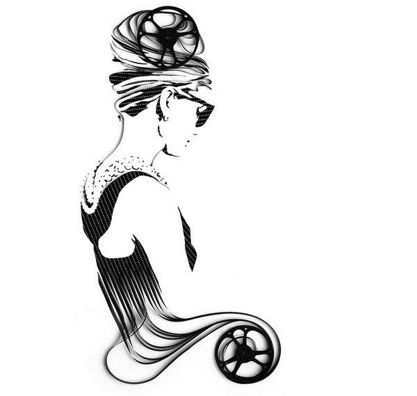 I love eco blog_Tape art_Erika Simmons_