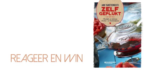 Win 1 van de 2 boeken van Zelfgeplukt!