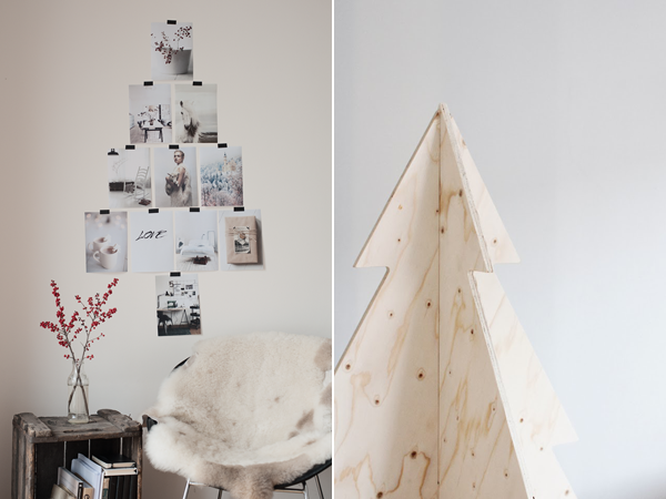 I love eco blog, alternatief kerstboom, kerst anders, kerst