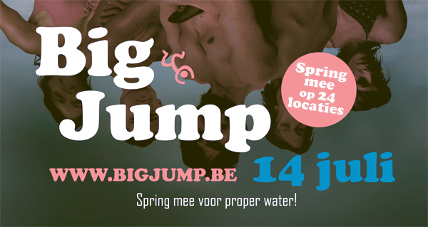 I love eco blog, Natuurpunt, Big jump, proper water, sping