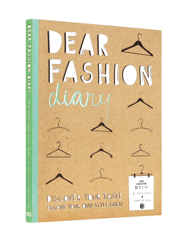 Sustainable fashion, ecokleding, boek, dear Fashion Dairy,