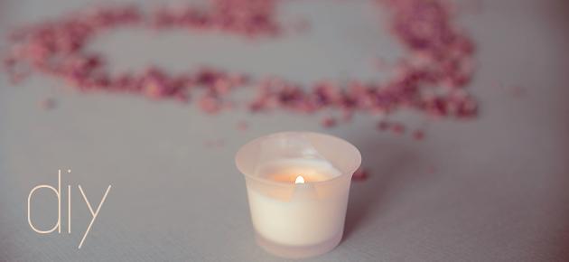 I ♥ Eco & Druantia: Valentijn massagekaars