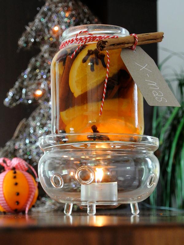 diy, i love eco blog, Druantia, kerst in een pot, kerstkado, natuurlijk, natuurlijke geur
