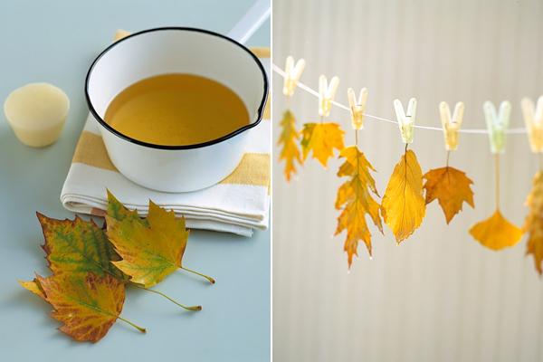 herfstknutselen, natuurlijke matererialen, knutselen, I love eco blog, herfstvakantie, herfst