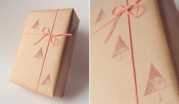 I love eco blog, inpakken, gerecycleerde materialen, eco kadootjes, kerst