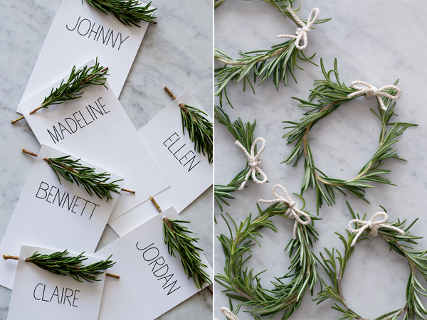 I love eco blog, kersttafel, natuurlijke kerst, groene kerst