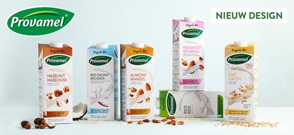 I love eco blog, Provamel, plantaardige voeding, nieuw design, nieuwe verpakking