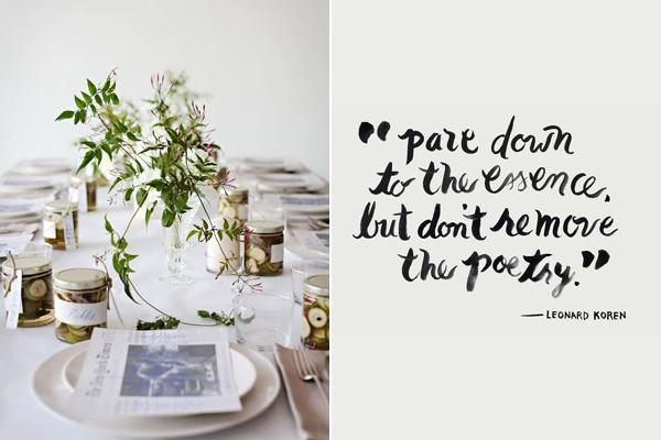 I love eco blog, tafelinspiratie, oudjaar, nieuwjaar vieren
