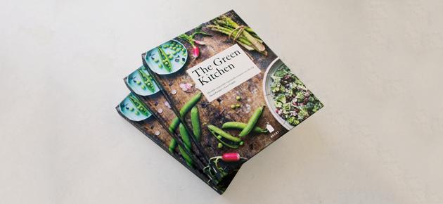 """Win 1 van de 3 boeken van """"The Green Kitchen""""!"""