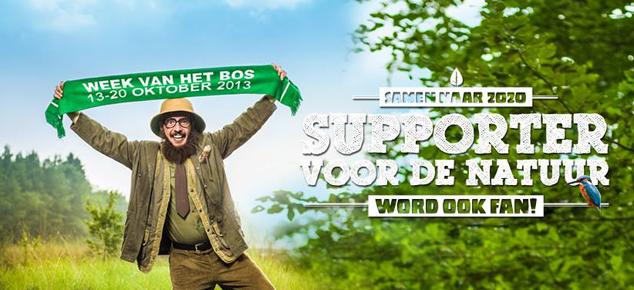 1001 activiteiten van de Week van het Bos