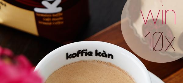 Koffie Kàn, slow coffee, I love eco blog, win