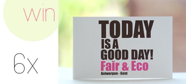 I love eco blog, today is a good day, ecofashion, ecologische eerlijke groene mode, eco & fair, antwerpen, gent