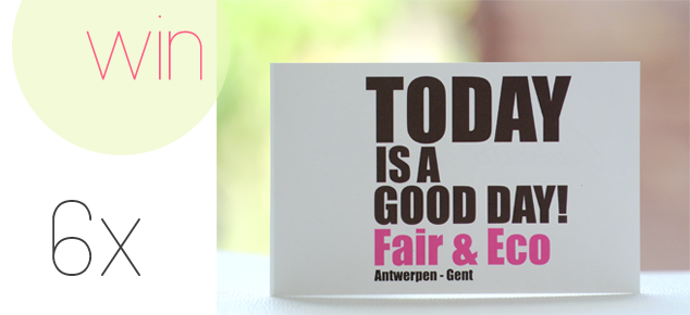 Win een waardebon van Today is a good day!