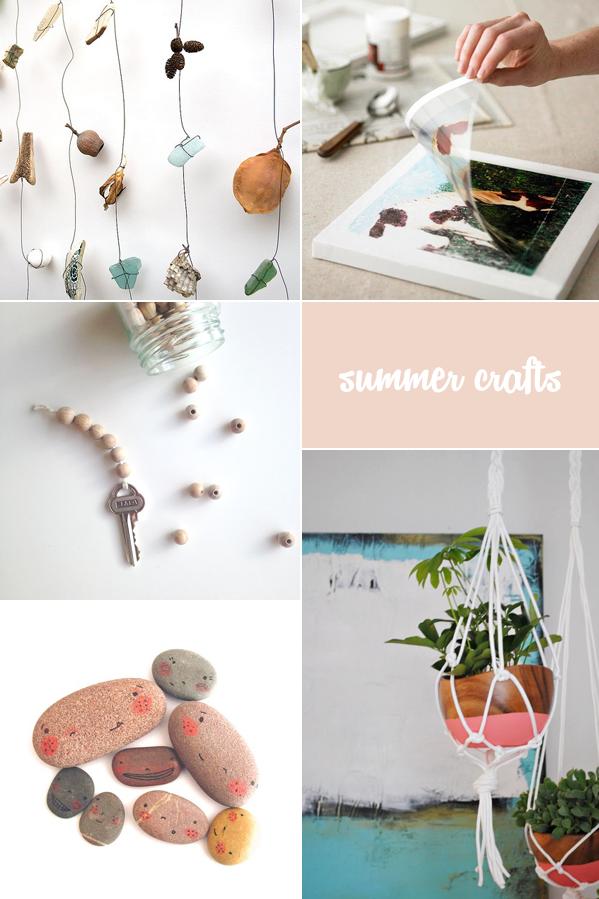 I love eco blog, zomer, knutselen, summer crafts, zelf maken, diy