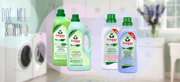 I love eco blog, Froggy, ecowasmiddel, wassen