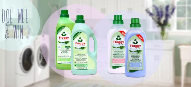 Win een waspakket van Froggy!