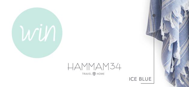Win een prachtige doek van Hammam 34!