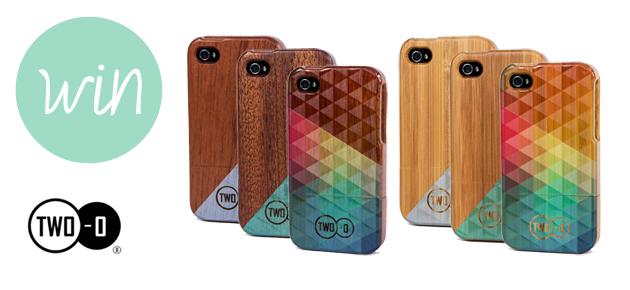 Win een duurzame iPhone case van TWO-O!