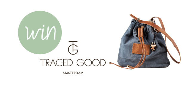 Win een lederen tas van Traced Good!