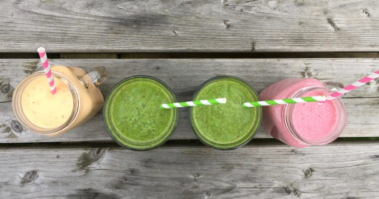 Recensie: The Green Kitchen Smoothies