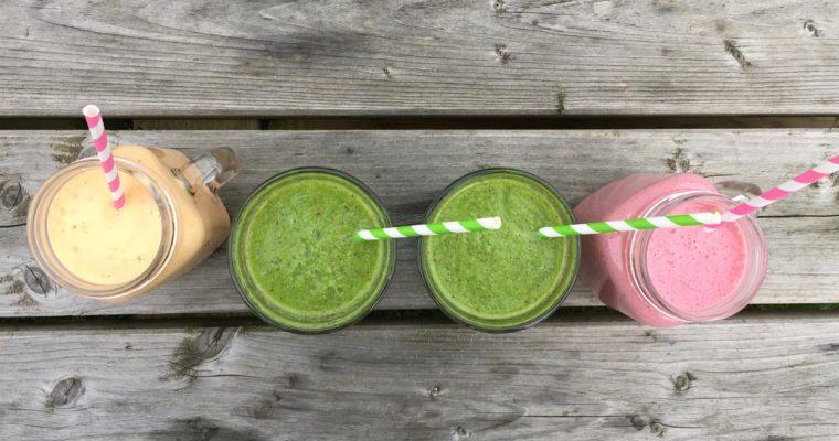 Recensie: The Green Kitchen Smoothies