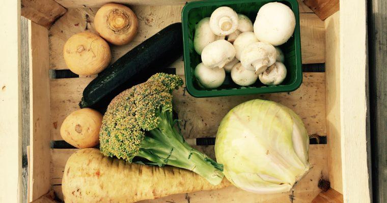 Wat maak je met een groentepakket? #2