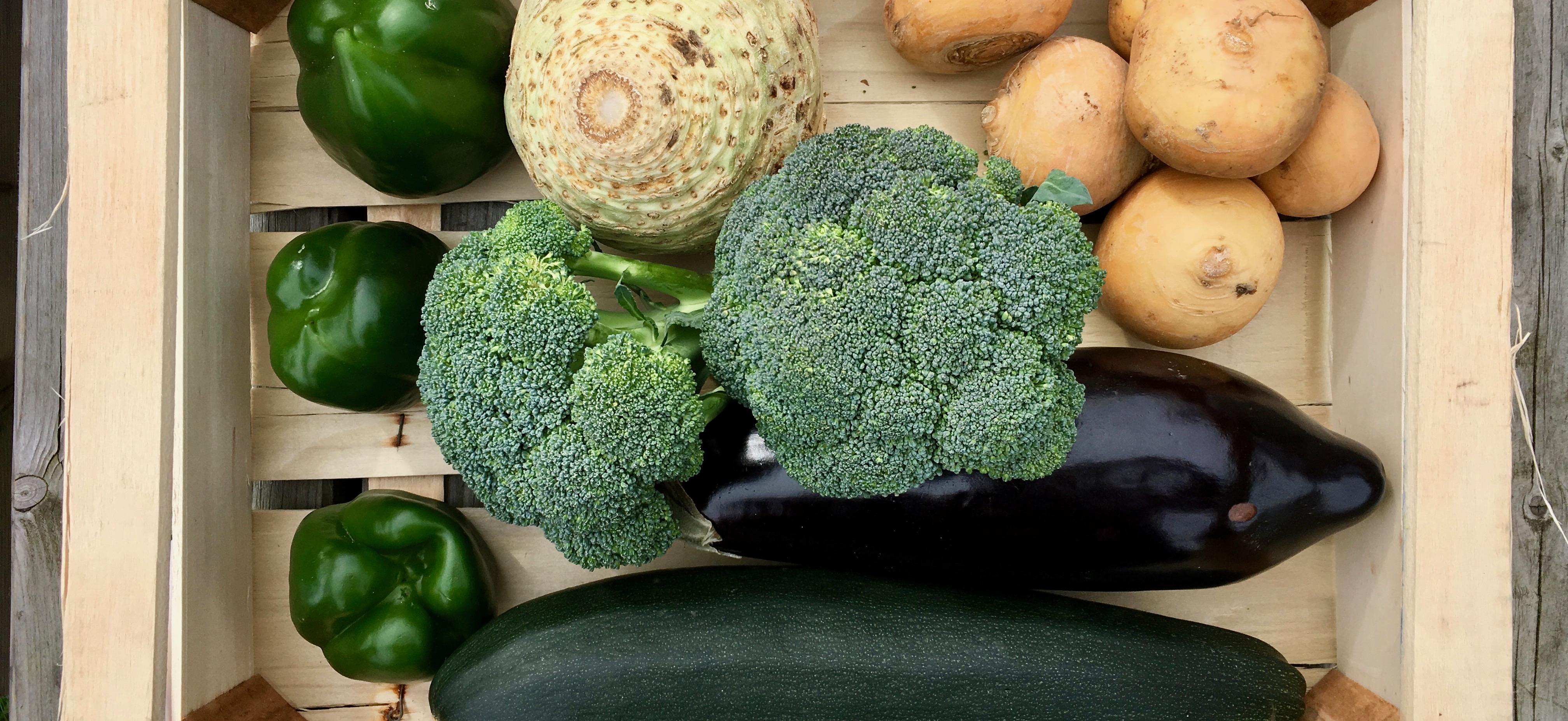 Wat maak je met een groentepakket? #4