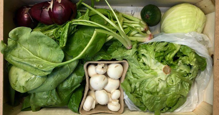 Wat maak je met een groentepakket? #8