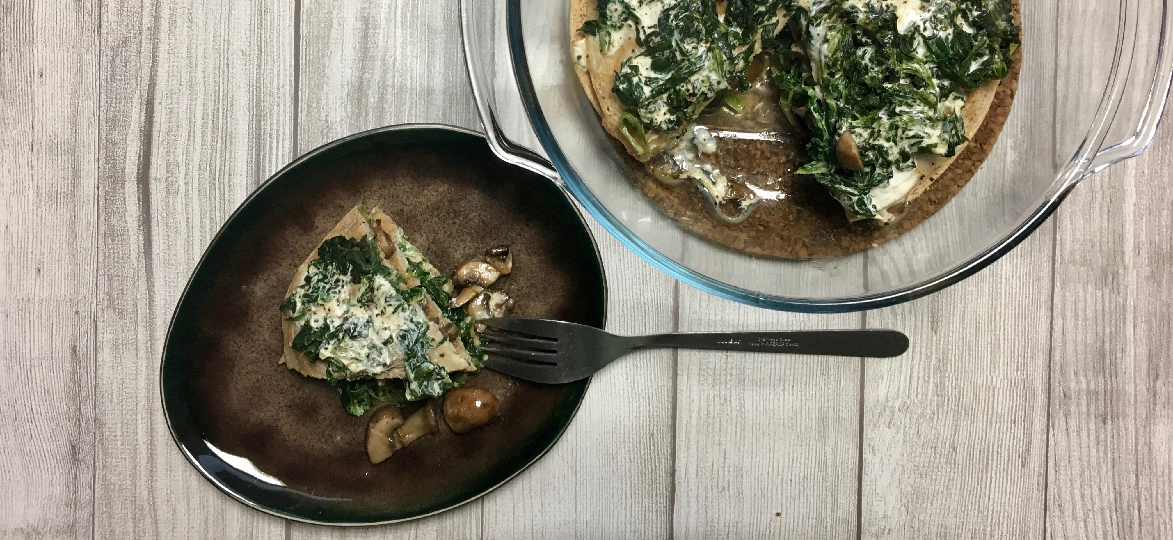 Recept: plantaardige pannenkoekentaart (& give-away)
