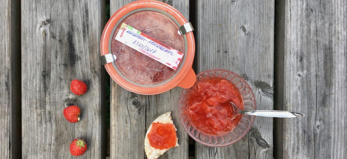 Recept: de lekkerste aardbeienconfituur