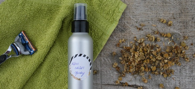I ♥ ECO & DRUANTIA: After razor spray
