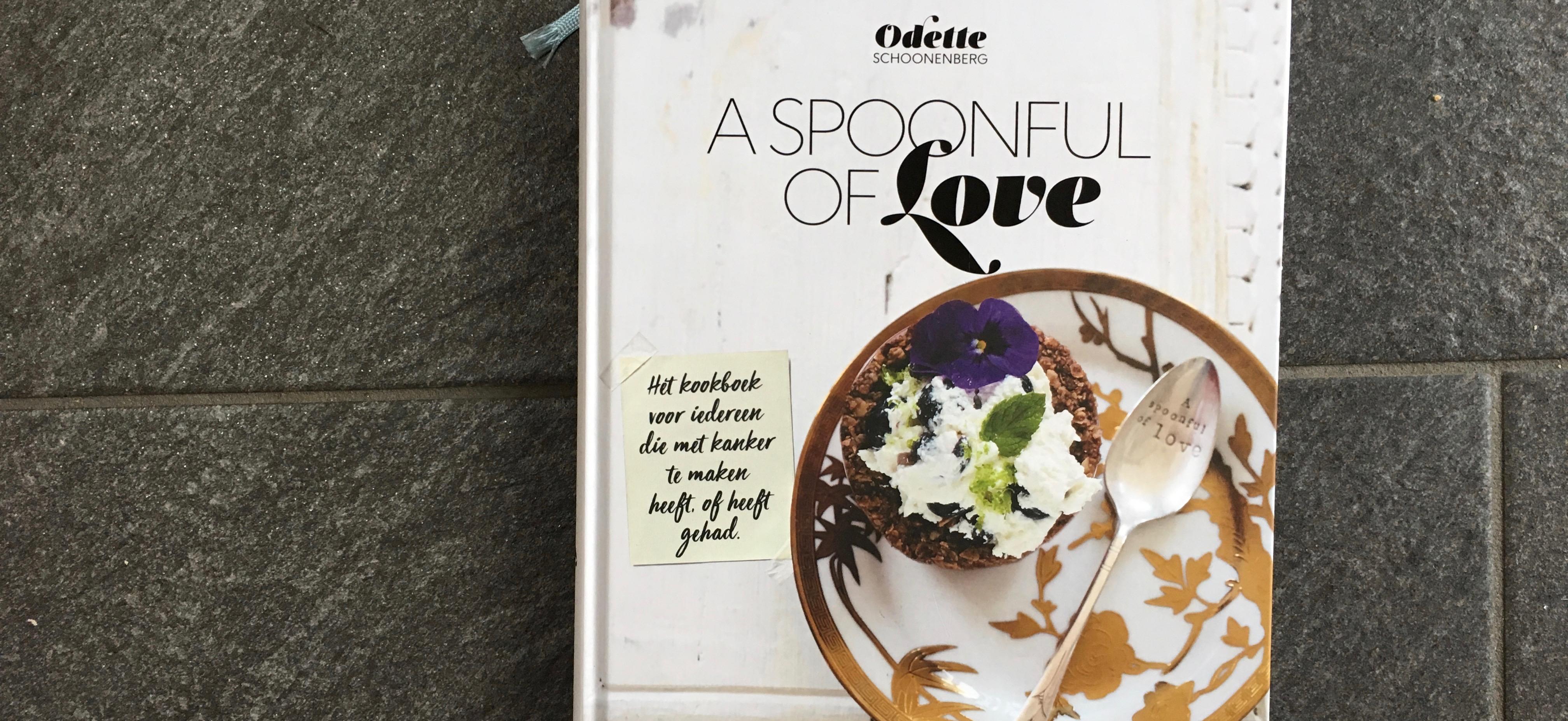 A spoonful of love: een speciaal boek