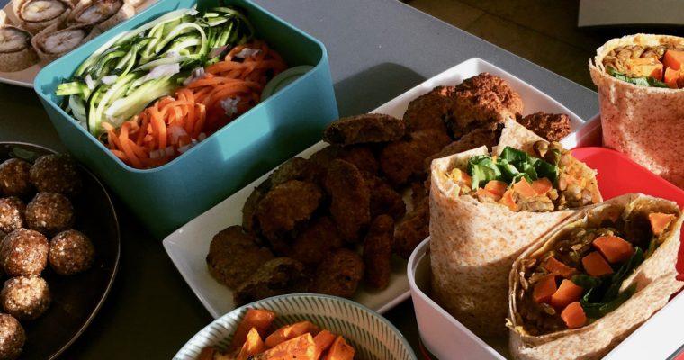 Lunchbox-ideeën
