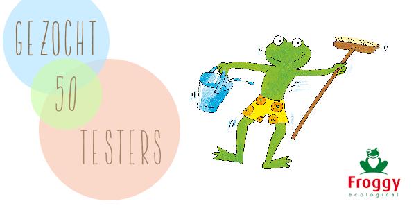 Froggy, test, lente
